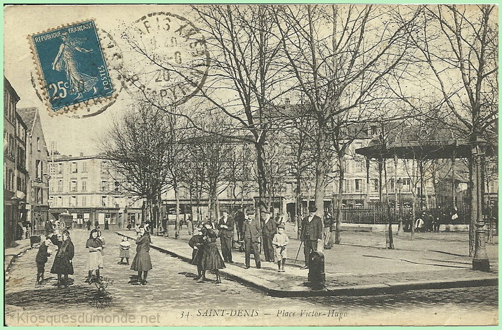Saint-Denis kiosque 2