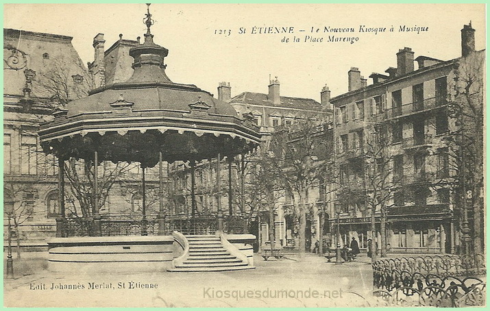 Saint-Etienne kiosque 2