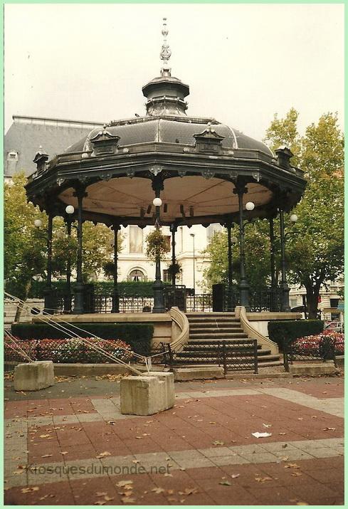 Saint-Etienne kiosque 3