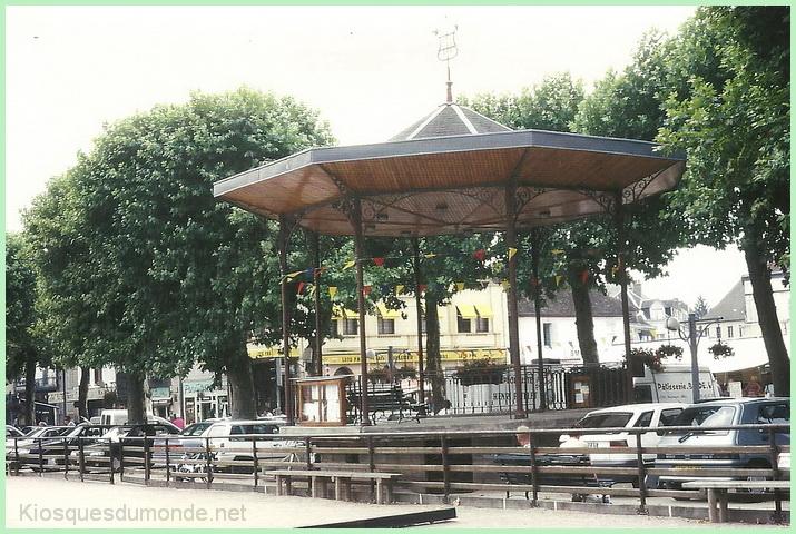 Saint-Pourçain kiosque 2