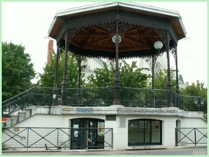 Châtellerault kiosque 7