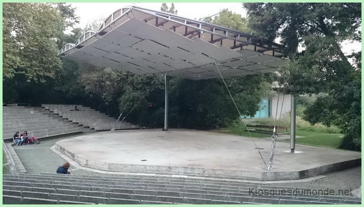 Lisboa Gulbenkian) kiosque
