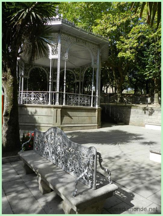 Santiago de Compostela kiosque 2