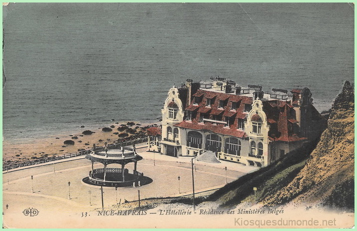 Sainte-Adresse kiosque 04