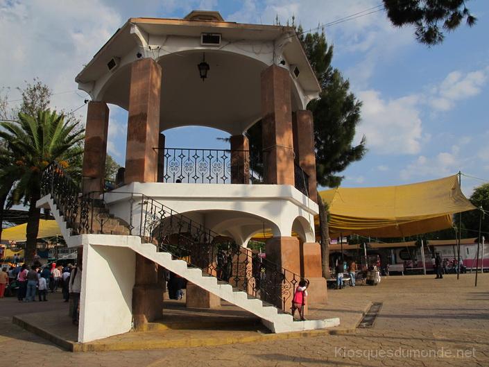 San Antonio Tecomitl kiosque