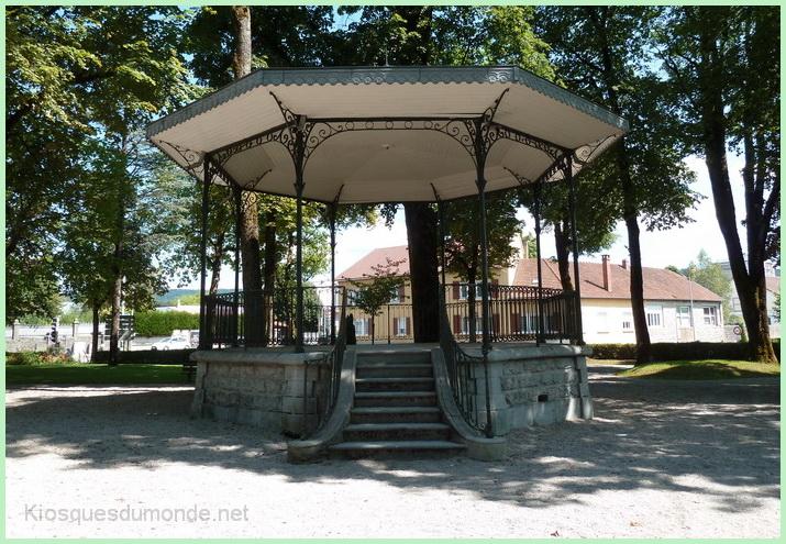 Champagnole kiosque 07