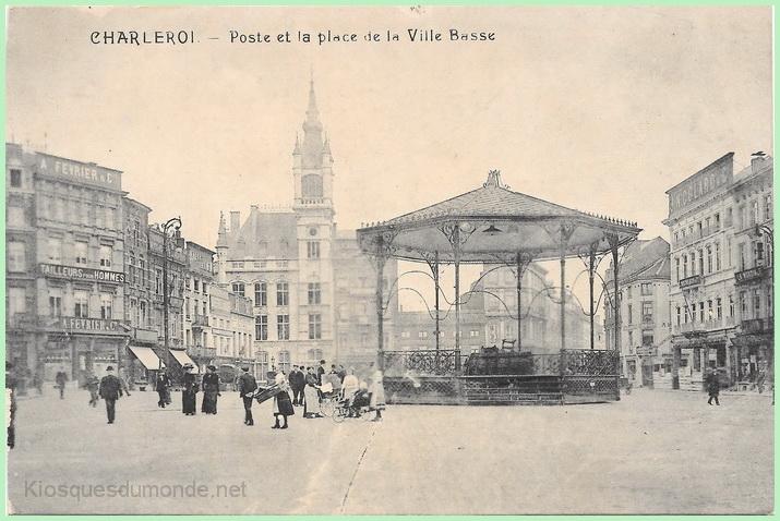 Charleroi (Ville Basse) kiosque 07