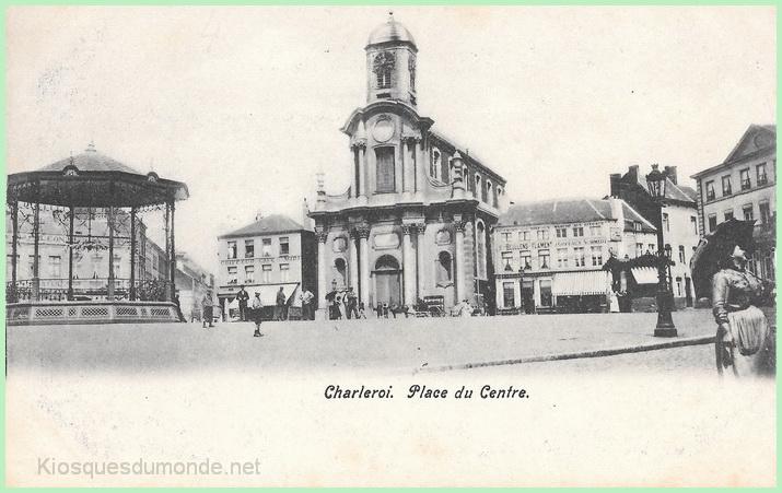Charleroi (Ville Haute) kiosque 03