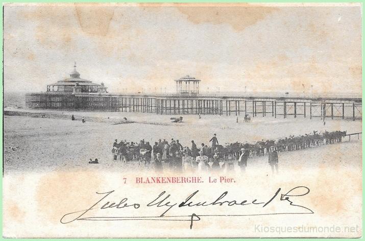 Blankenberghe (Pier) kiosque 02