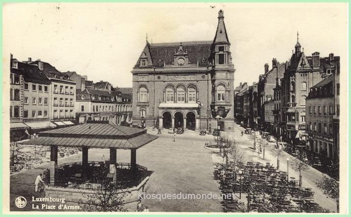Luxembourg kiosque 01