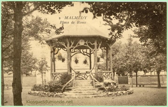 Malmedy (Rome) kiosque 01