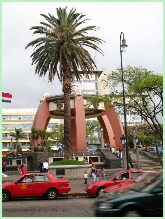 San José (Central) kiosque 01