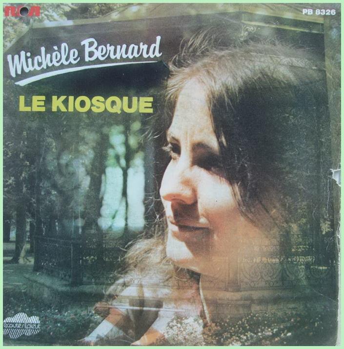 Michèle Bernard couverture kiosque