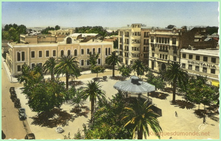 Sidi-Bel-Abbes kiosque 01
