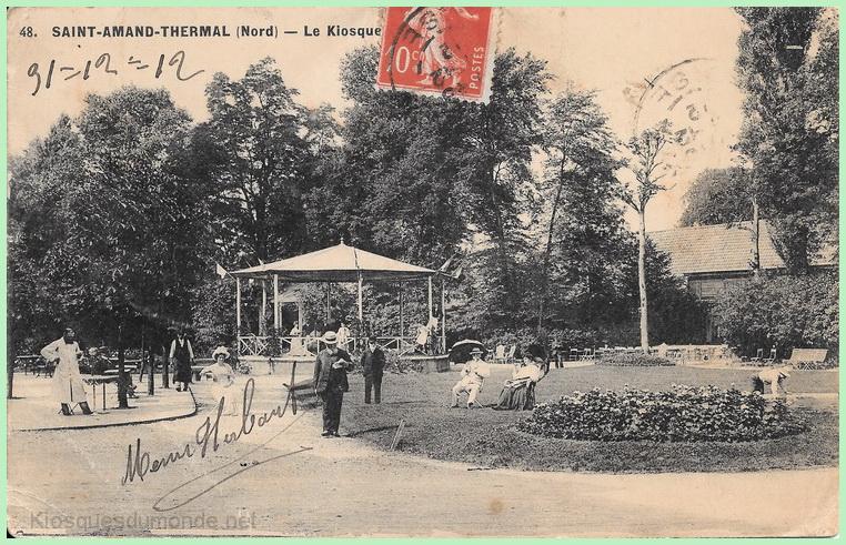 Saint-Amand-les-Eaux kiosque 03
