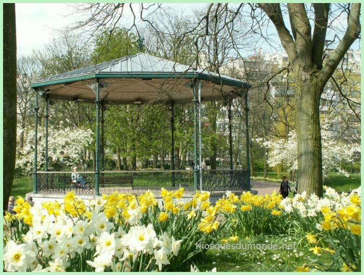 Oostende (park) kiosque 11