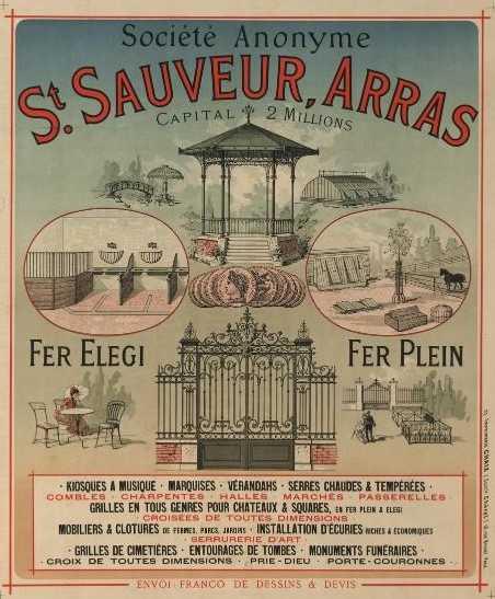 Saint-Sauveur Arras