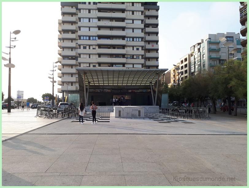 Povoa de Varzim (Passeio) kiosque 01