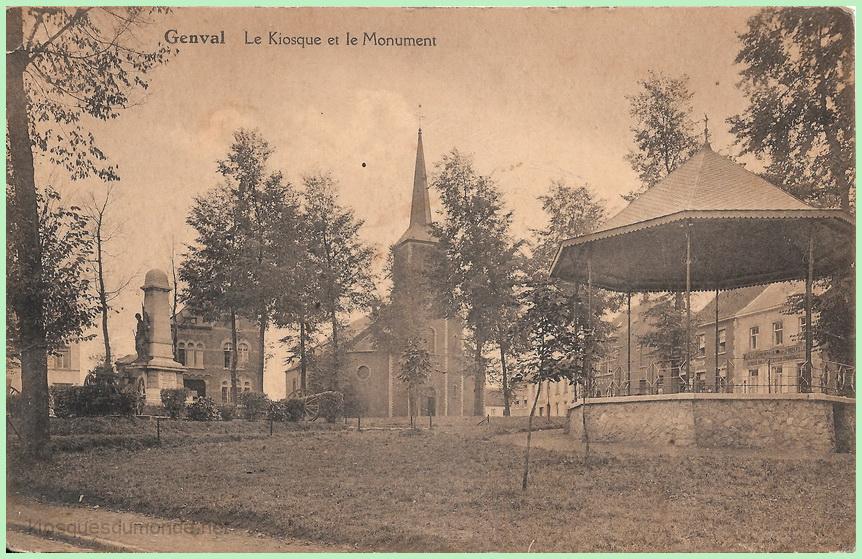 Genval kiosque