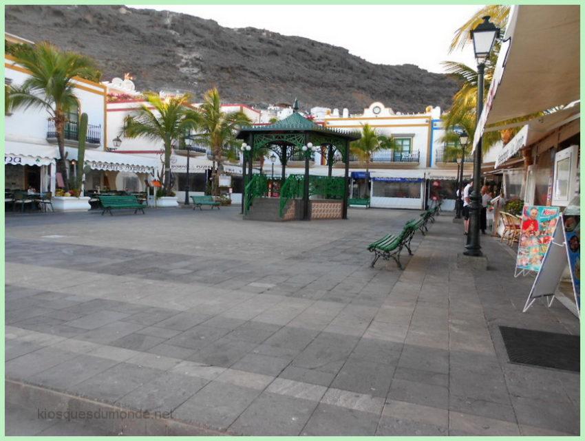 Puerto de Mogan kiosque 01