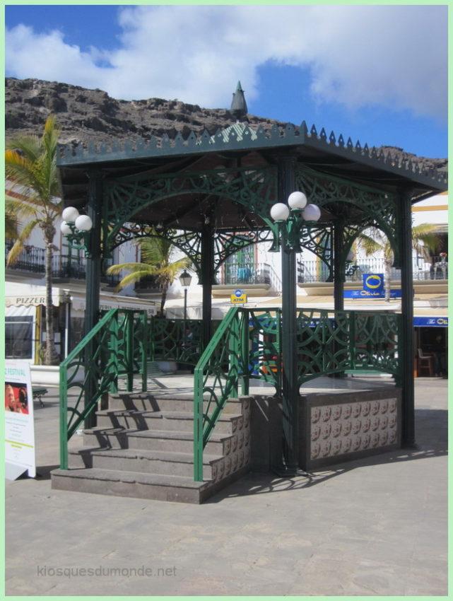 Puerto de Mogan kiosque 02