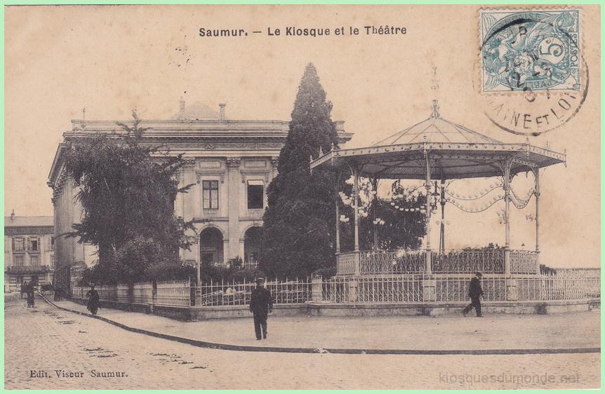 Saumur kiosque