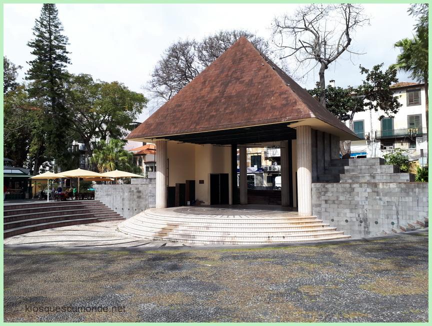 Funchal jardim coreto 01
