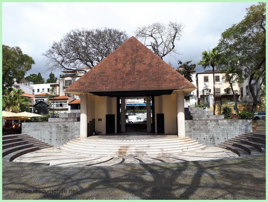Funchal jardim coreto 02